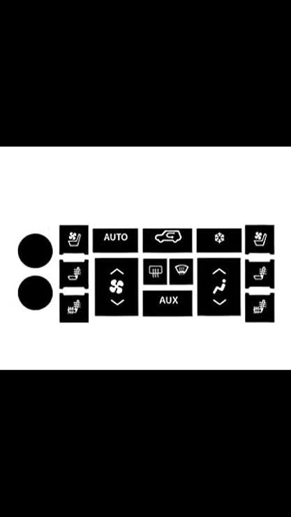 escalade dashboard symbols