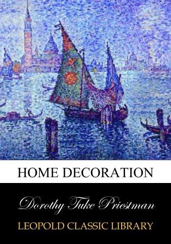 Home decoration pdf