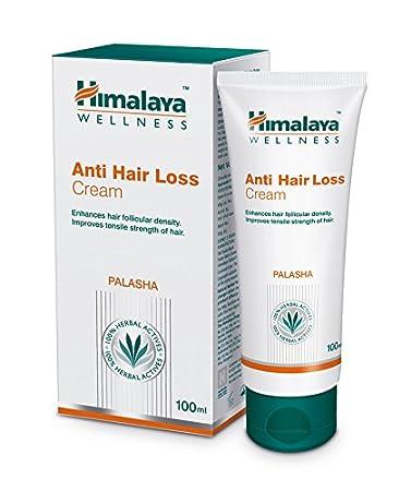 Himalaya Herbals Anti Hair Loss Cream 100ml Amazon In Beauty