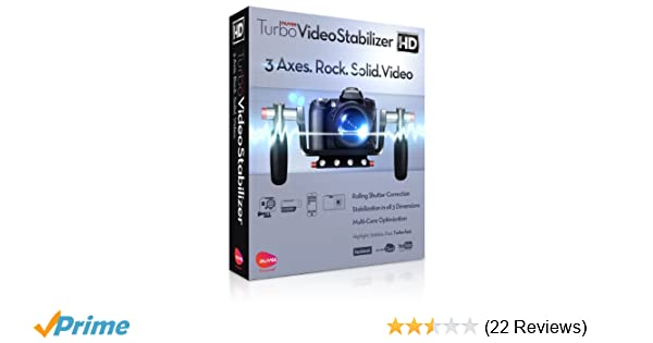 Turbo Video Stabilizer - #1 Anti-shake Software for Consumers
