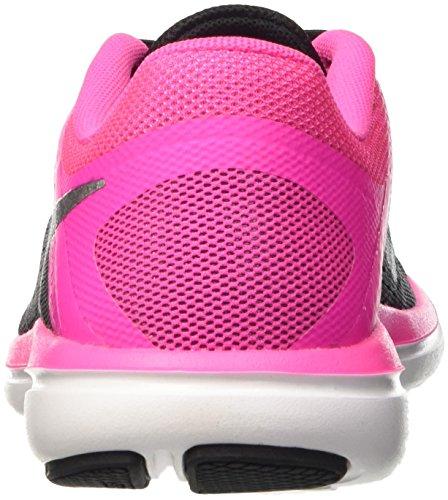 Flex White Black Blast 2016 Cool Nike Pink Rn Grey Running Shoes Women's 5F7q7f