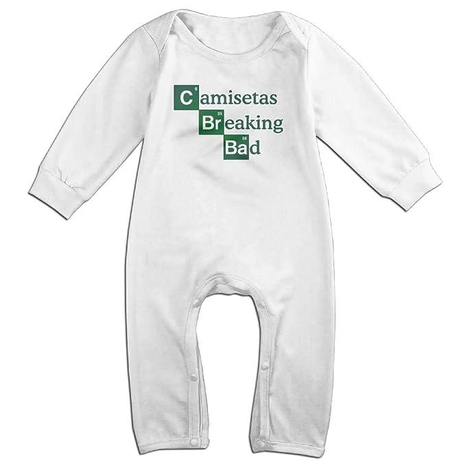 Mkajkkok Camisetas-brba2 The Babys Long Sleeve Jumpsuit.