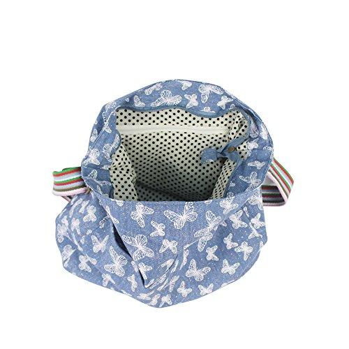 Cross NEW MIXED Messenger Bags Canvas School ELEPHANT UNICORN Girls Ladies blue RABBIT CRITTERS UMBERILLA Body Craze WHALE Bag G Butterfly CAT ANCHOR London Bag xwnPpF54