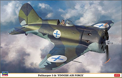 Hasegawa HST08254 1:32 Polikarpov I-16 Finnish Air, used for sale  Delivered anywhere in USA