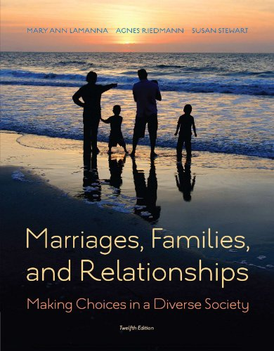 Download Marriages, Families, and Relationships: Making Choices in a Diverse Society Pdf