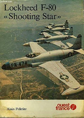 """Lockheed F-80 """"Shooting Star"""" for sale  Delivered anywhere in USA"""