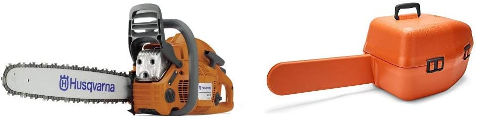 Husqvarna 460 Rancher 20 in. 60.3cc Gas Chainsaw