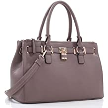 Concealed Carry Purse - Dina Lock Concealed Carry Satchel