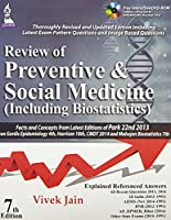 Review of Preventive & Social Medicine Front Cover