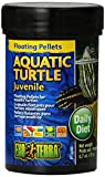 Exo Terra Juvenile Aquatic Turtle Food, 0.7-Ounce