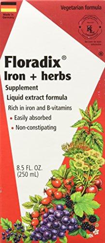 Floradix fer & vitamine formule liquide 250ml