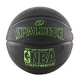Spalding NBA StreetPhantom Bola de Baloncesto para Exteriores (tamaño 7/75cm)