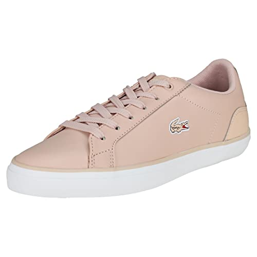 a5ab18b05 Lacoste Lerond 118 1 Qsp Womens Trainers  Amazon.co.uk  Shoes   Bags