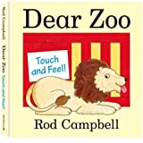 Dear Zoo Touch and Feel Book by Campbell, Rod 1 edition (2012)