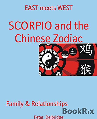 SCORPIO and the Chinese Zodiac: EAST meets ()