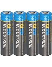 4 stuks Solar Mignon AA batterijen - oplaadbare batterijen - 3,2 V 1,92 Wh LifePo4 krachtige batterij speciaal voor zonnelampen zonne-verlichting verlichting