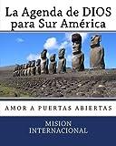 La Agenda de Dios para Sur America, José Herrera, 1480081566