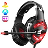 ONIKUMA PS4 Headset-K1 -Gaming Headset Xbox one