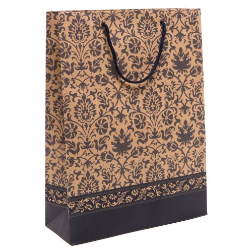 Party Tissues Damask Floral Pattern