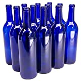 North Mountain Supply 750ml Glass Bordeaux Wine