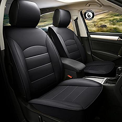 Best Car Seat Covers >> Pegasuspremium Pu Leather Car Seat Cover For Maruti Baleno Black