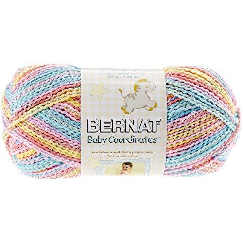 Bernat Co-Ordinates Light Yarn, Candy Baby, Single Ball