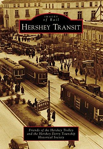 Hershey Transit (Images of Rail)