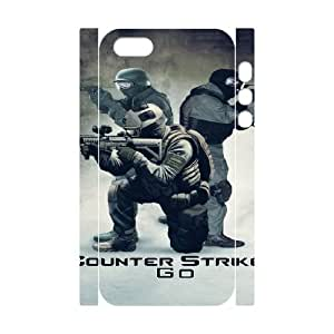 Counter Strike Global Offensive iphone 5 5s Cell Phone Case 3D White yyfD-300637