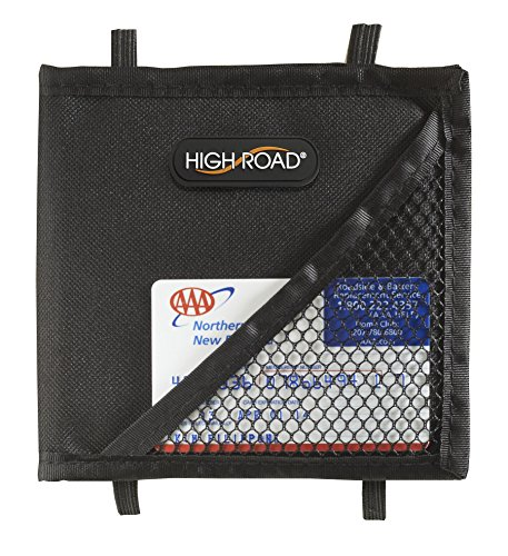 High Road Car Visor Registration Wallet - Talus Wallet