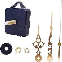 freneci Include Hands Quartz DIY Wall Clock Movement Mechanism Battery Operated DIY Repair Parts Replacement Kits