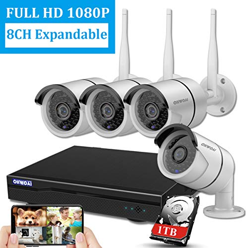 Top recommendation for security camera system wireless outdoor dvr