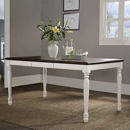 Crosley Furniture KF20001-WH Shelby 7-Piece Dining Set, White by Crosley Furniture (Image #7)