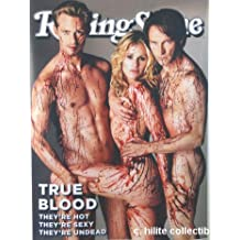 True Blood Rolling Stone Cover Poster Large 24x36in Skarsgard, Moyer, Paquin