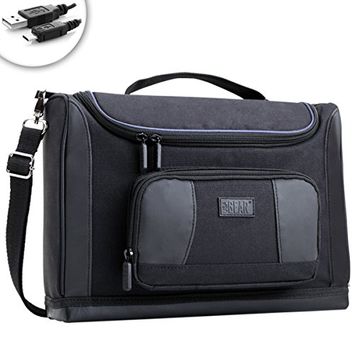 Samsung Galaxy Tab S3 Carrying Bag with Scratch-Resist In...