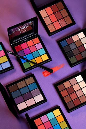 Warm Eyeshadow Palettes: NYX PROFESSIONAL MAKEUP Ultimate Shadow Palette, Eyeshadow