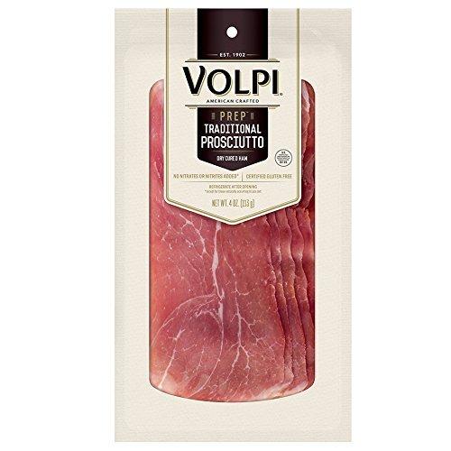 Volpi Pre-Sliced Prosciutto - 3 oz