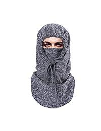 Mifanstech Balaclava Winter mask Winter Hat-Ski Face Mask Warmer Windproof Hat