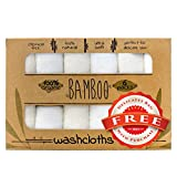Bamboo Baby Soft Organic Washcloth Towels for Babies