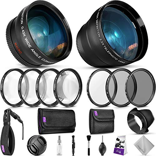 52mm Essential Accessory Kit for Nikon DSLR