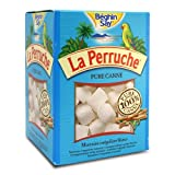 La Perruche Pure Cane Rough Cut White Sugar Cubes, Gluten Free, 17.6 ounce boxes (Pack of 4)