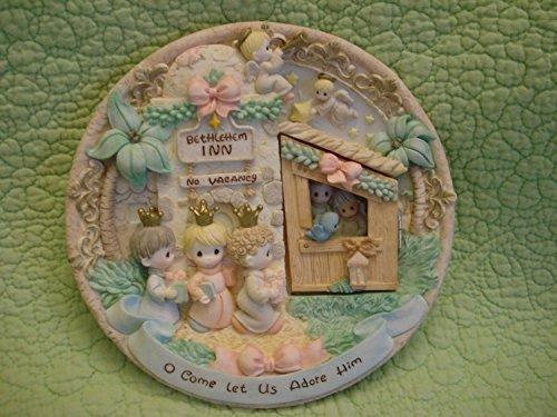 Nativity Plate - 3