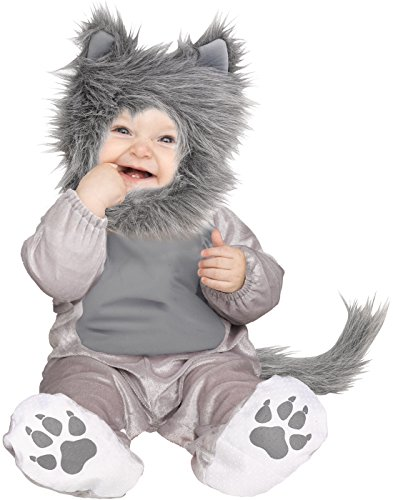 Wolf Cub Baby/Toddler Costume]()