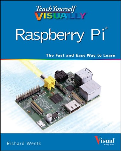 Teach Yourself VISUALLY Raspberry Pi Front Cover