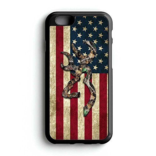 Browning American iPhone Case Plastic product image