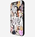 Teen wolf Dylan Obrien Collage iPhone 6S Case Black