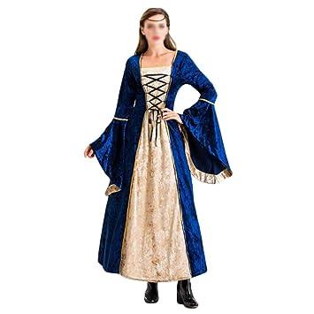 NIANzai Lady Halloween Diosa Griega Palacio Princesa Reina Disfraz ...