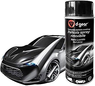 Vernice Pellicola Spray RIMUOVIBILE Removibile Wrapping D Gear