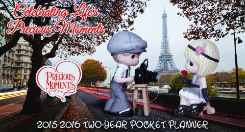Precious Moments, 2015-2016 Photo Pocket Planner, Calenda...