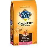 Cheap Nature'S Recipe Grain Free Easy To Digest Salmon, Sweet Potato & Pumpkin Recipe Dry Dog Food, 4-Pound