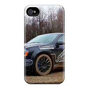Defender Case For Iphone 4/4s, Dodge Rally Car Pattern